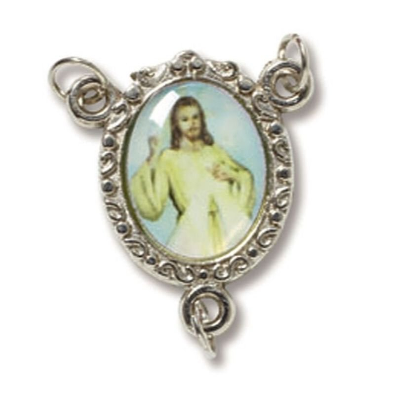 Divine Mercy Devotional Centerpiece - 50/pk