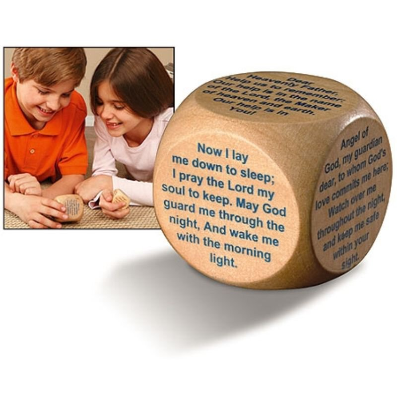 Bedtime Prayers Prayer Cube™