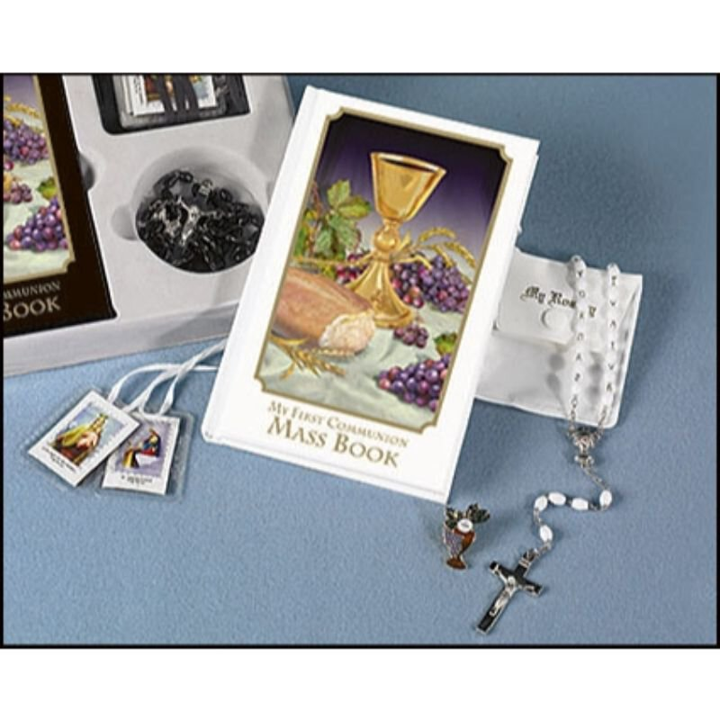 Body of Christ First Communion Boxed Set - Girl