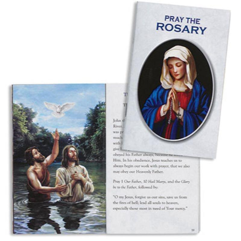 Pray the Rosary - 12/pk