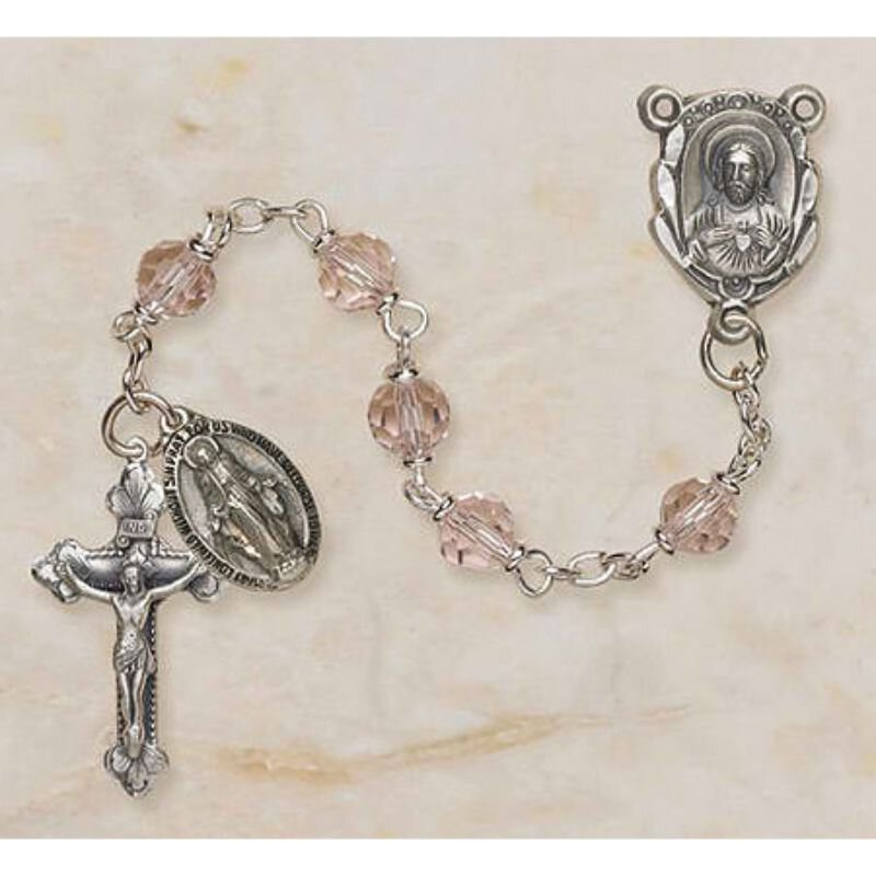 Rose Vienna Collection Rosary