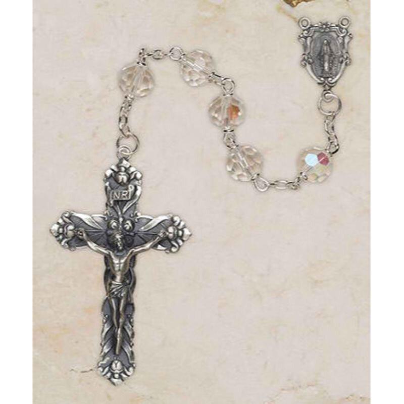Aurora Borealis Vienna Collection Rosary