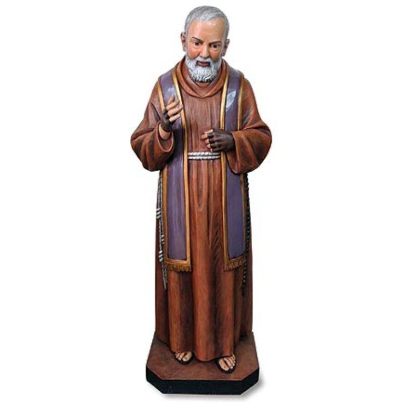St Pio Statue