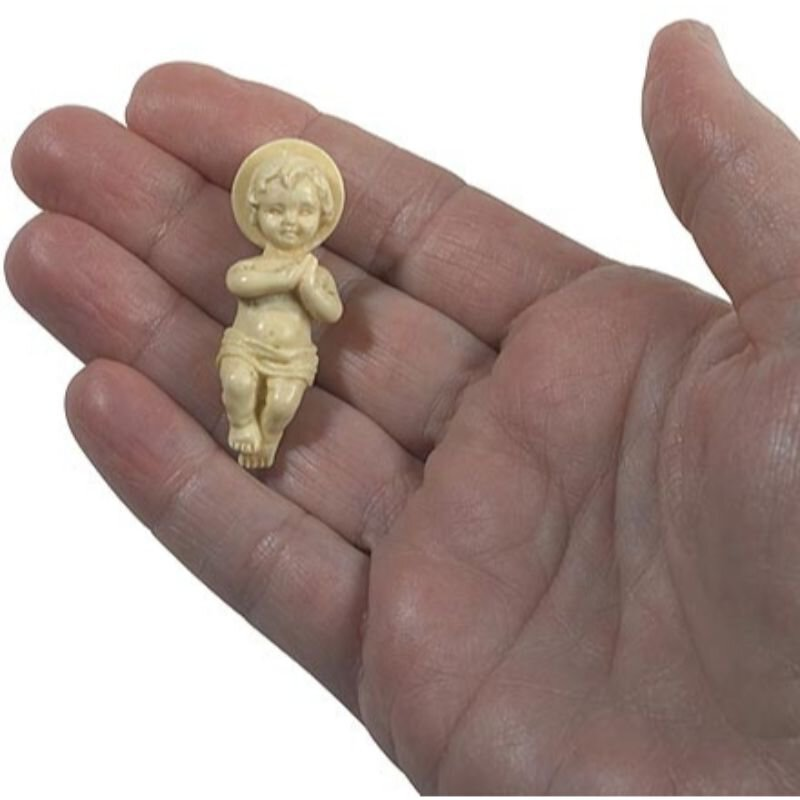 Christ Child Figurine - 25/pk