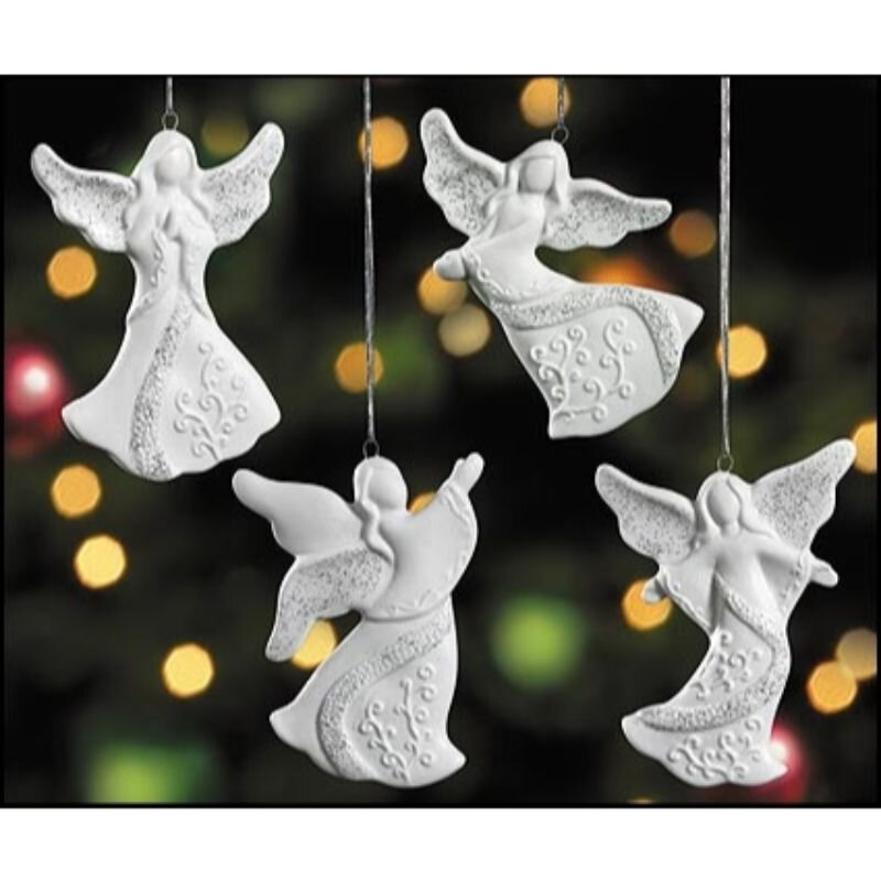 Angel Assortment Ornaments