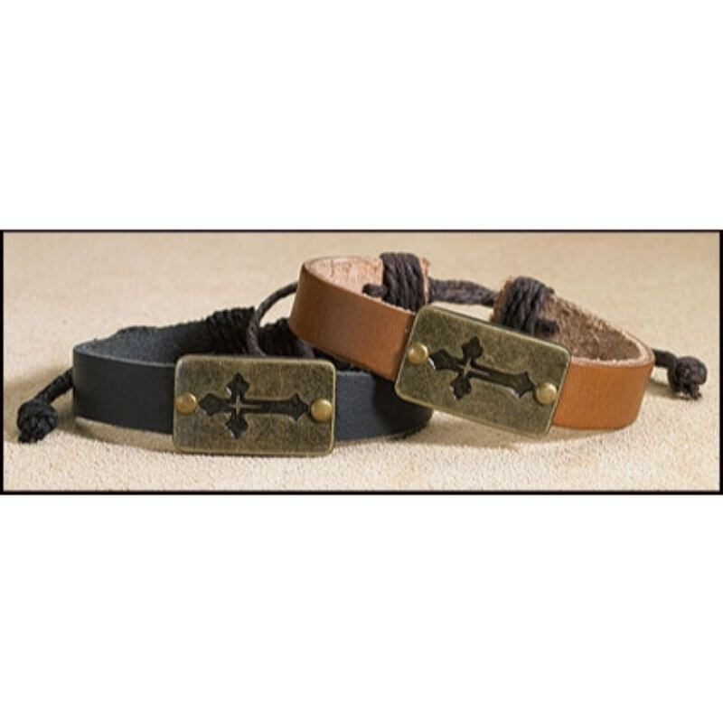Cross Bracelet Assortment