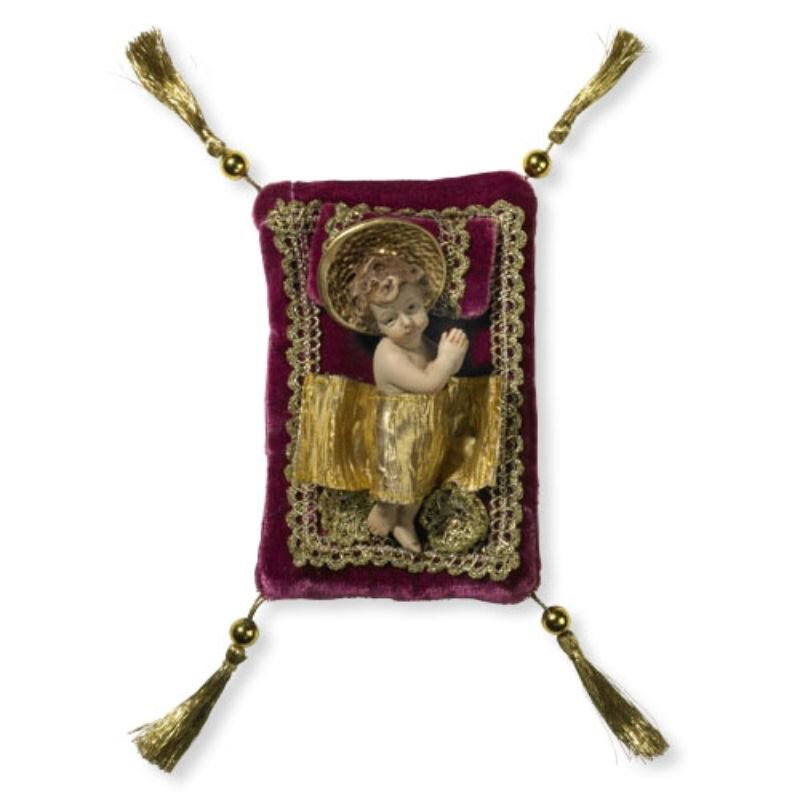 Christ Child On Pillow - 3/PK