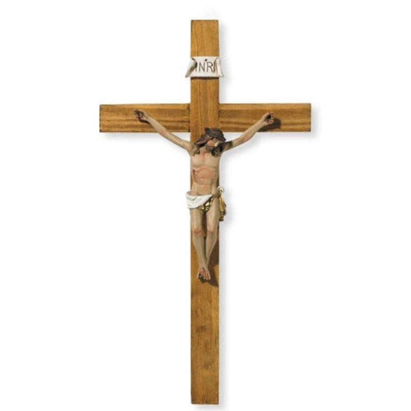 """10"""" Wall Crucifix - 2/pk"""