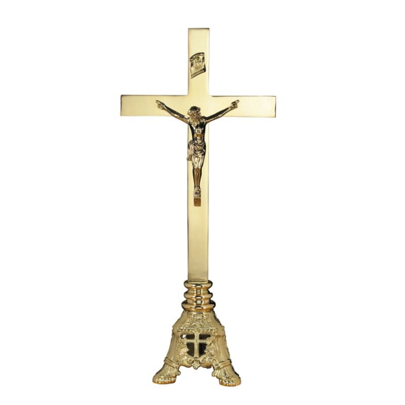 Sudbury Brass™ Majesty Series Altar Crucifix