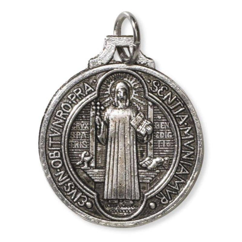 St. Benedict Medal - 100/pk