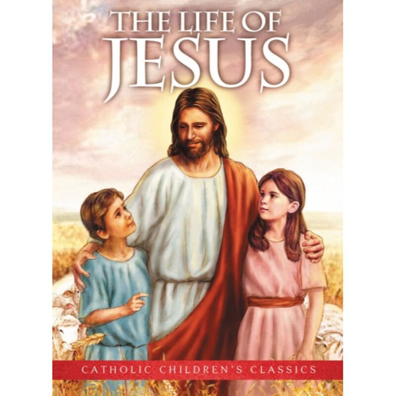 The Life of Jesus - Aquinas Kids Picture Book