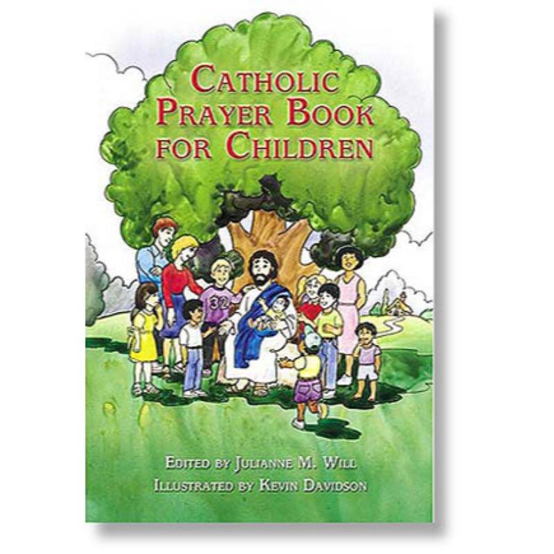 Catholic Prayer Book for Children: Paperback