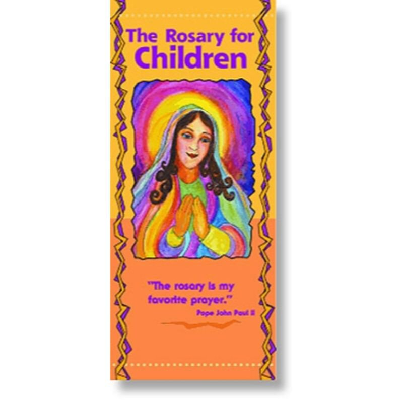 How to Pray the Rosary for Children - 50pk