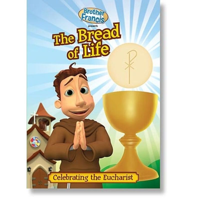 Brother Francis DVD Series: The Bread of Life
