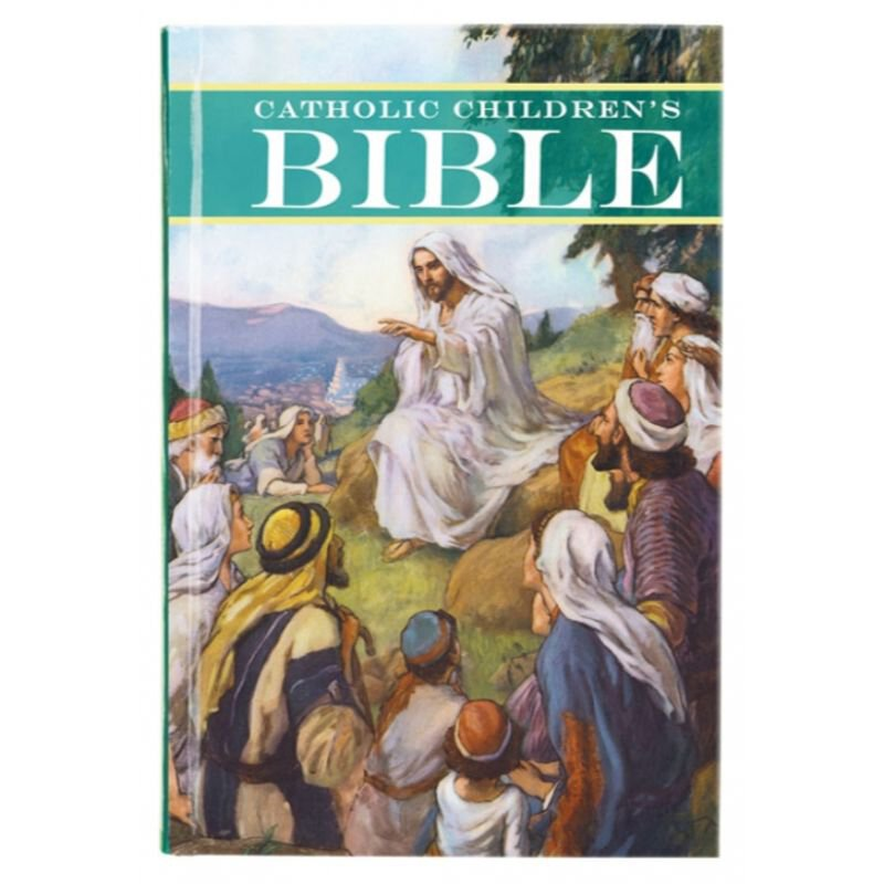 Aquinas Kids® Catholic Children's Bible