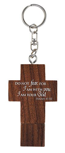 Do Not Fear Cross USB Flash Drive