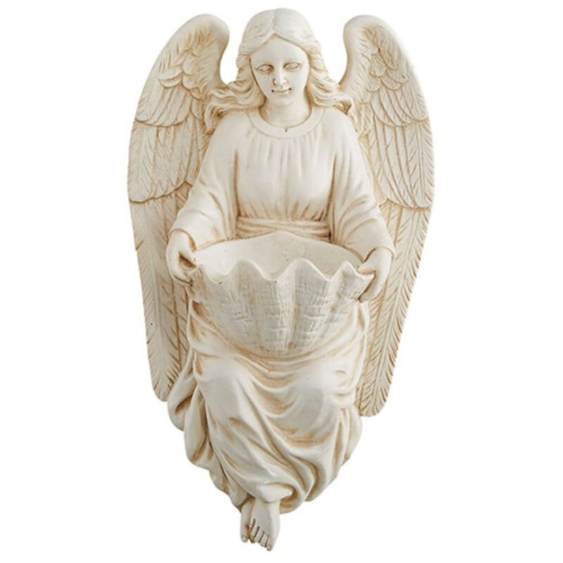 Angel Holy Water Font - 2/pk