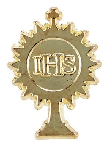Monstrance Lapel Pin - 50/pk