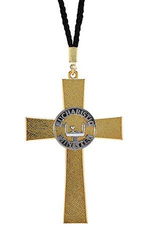 Eucharistic Minister Cross Pendant - 4/pk