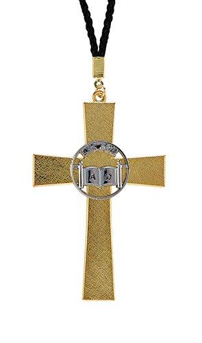 Lector Cross Pendant - 4/pk