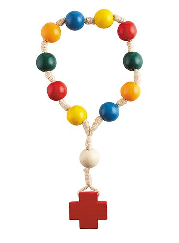 Child's Door Knob Rosary - 6/pk