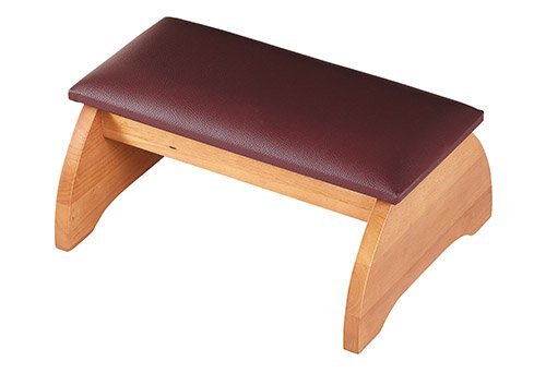 Personal Kneeler - Pecan Finish