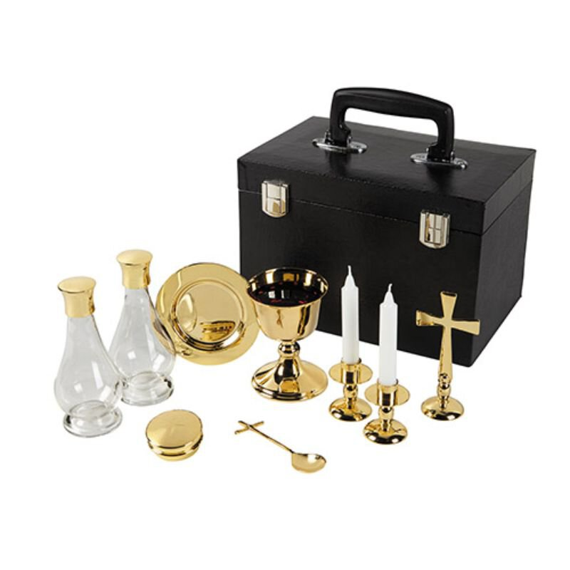Portable Mass Kit with Case - 9 Piece Set
