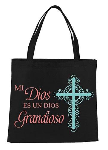 Dios Grandioso (Awesome God) Tote Bag - 12/pk