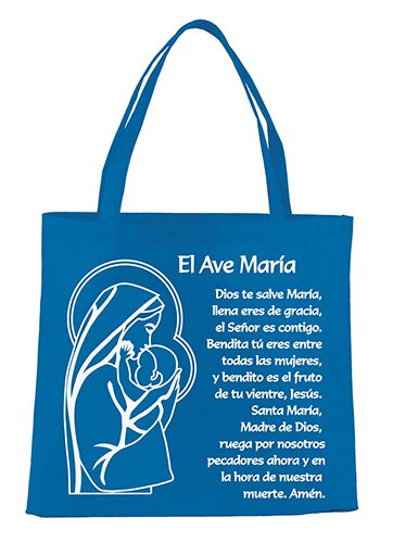 Hail Mary Tote Bag (Spanish) - 12/pk