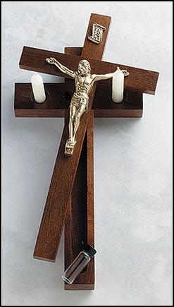 Sick Call Crucifix