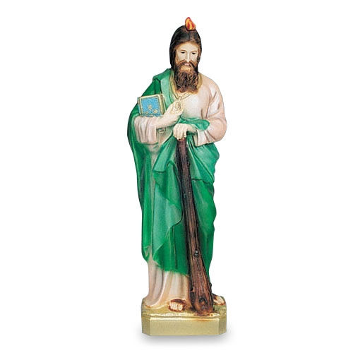 "24"" St Jude Statue"