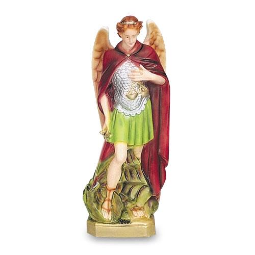 "24"" St Michael Statue"