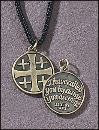 RCIA Jerusalem Cross Medallion