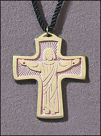 Risen Christ Medallion