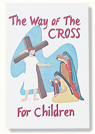 The Way of the Cross for Children Booklet - 50/pk