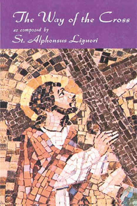 The Way of the Cross by St. Alphonsus Liguori - 50/pk