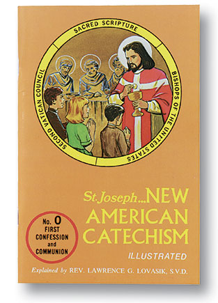St Joseph New American Catechism No. 0