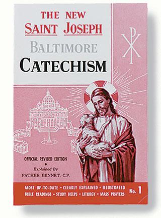 St Joseph Catechism/3-5 Grade