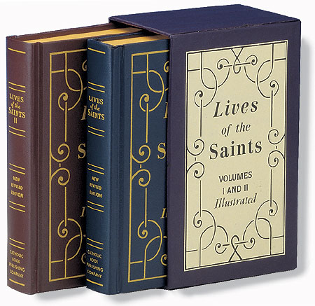 Lives of Saints 2-Vol Gift Set