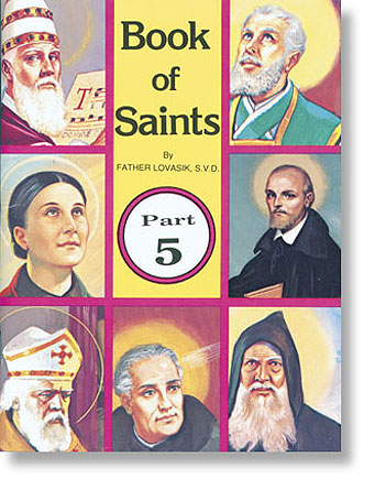 St. Joseph: Book of Saints Vol 5