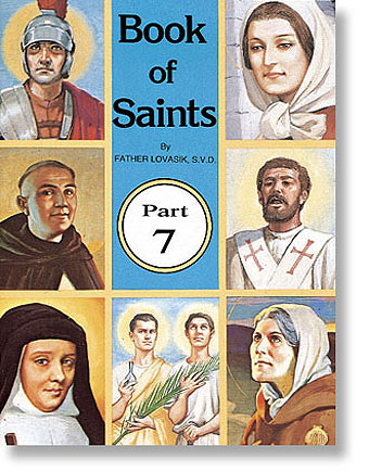 St. Joseph: Book of Saints Vol 7