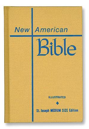 St Joseph New American Bible (NABRE) - Student Ed