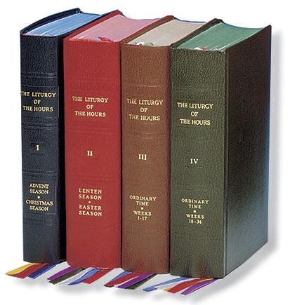 Liturgy of the Hours Volume I