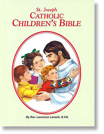 St. Joseph Catholic Childrens Bible