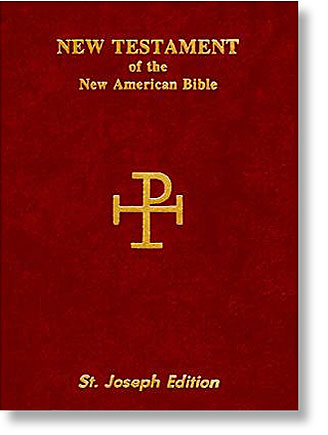 St. Joseph NAB New Testament Vest Pocket Edition
