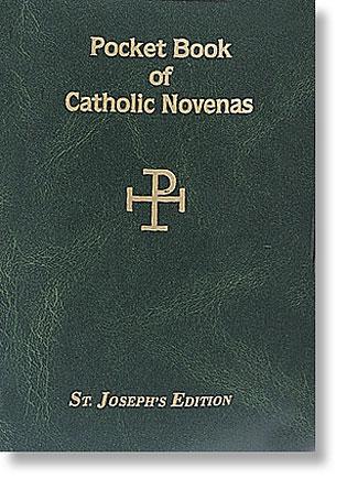 Pocket Book of Catholic Novenas