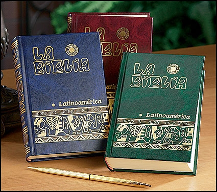 La Biblia Latinoamérica Pocket Bible