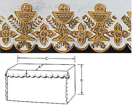 Chalice Altar Cloth