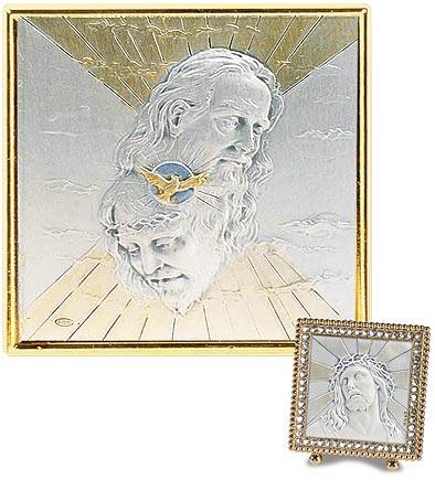 Holy Trinity Gold Crystals
