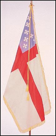 XL Episcopal Flag Only